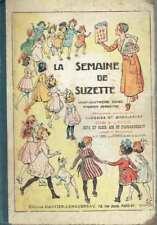 La semaine de Suzette. VV.AA.
