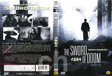 The Sword Of Doom (1966) - Kihachi Okamoto, Tatsuya Nakadai  DVD NEW