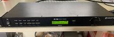 ADASTRA AD-100 DAB / FM RADIO TUNER RACK MOUNT