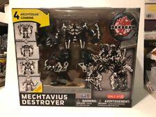 Bakugan - MECHTAVIUS DESTROYER - 4 mechtogan combine - Exclusive COREDEGON