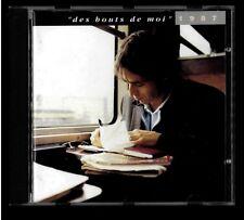 """JEAN-JACQUES GOLDMAN ... """" DES BOUTS DE MOI """" 1987 ... CD ALBUM"""