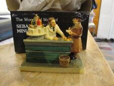 Sebastian Miniatures The Corner Drug Store Figure Nmib