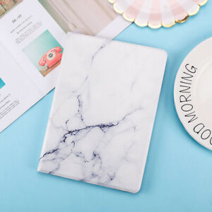 """Marble PU Leather Case Smart Cover For Apple iPad 10.2"""" 8th 7th 9.7"""" 6th 5th 11"""""""