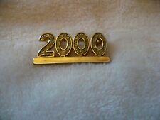 AAB- 2000 PIN BACK BROOCH   #336