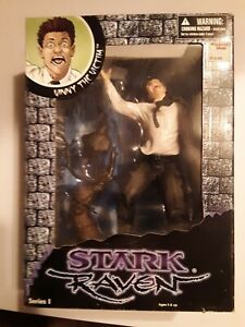 "Stark Raven Series 1 Vinny The Victim  Reg.(2000 Endless Horizons Ent. 8"") NIB"