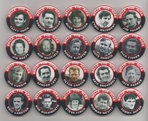 BELLE VUE ACES  SPEEDWAY EX-RIDERS MAGNETS  X 40 38mm  IN SIZE