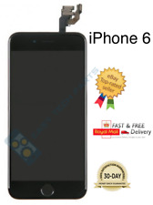 iPhone 6 BLACK Assembled Genuine OEM Quality LCD Digitizer Screen Replacement UK