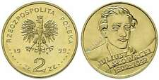 2 ZL Polonia 1999 150th Anniversary of Juliusz Słowacki 's Death (1809 - 1849