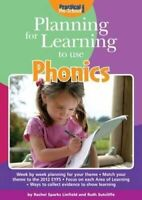 Planning for Learning to Use Phonics by Rachel Sparks Linfield 9781909280380