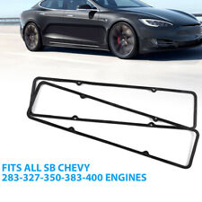 Sbc Rubber Valve Cover Gaskets For Sb Chevy 283 305 327 350 383 400 Reusable
