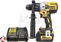 """DeWalt DCD996B 20V MAX Lithium XR 1/2"""" Brushless 3-Speed Hammer Drill Kit"""