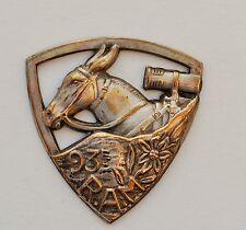 93° R.A.M. Regiment d'Artillerie de Montagne, tout métal