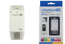 32GB USB i-Flash Drive U Disk 8pin Memory Stick For Ipad Air Air 2 5 MiNi MiNi 2