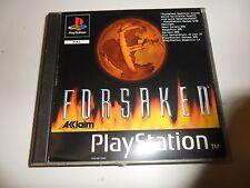 PlayStation 1  PSX  PS1  Forsaken (4)