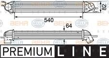 8ML 376 746-451 cargador Hella Intercooler