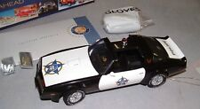 1977 Pontiac Police -  Trans Am - Franklin Mint  - New