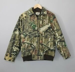 Redhead Womens Real Tree Silent Hide All Season Insulated 2 in 1 Jacket Size L