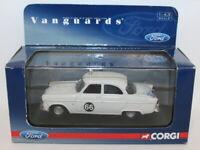 Vanguards 1/43 Scale VA06106 Ford Zephyr MKII 1959 RAC Rally Burgess / Pearson