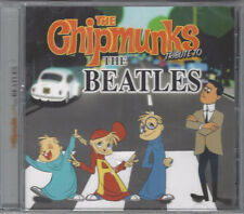 The Chipmunks – Tribute To The Beatles, Cd, 2015, Stargrove Entertainment, New