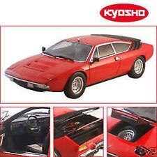 1:18 Kyosho-Lamborghini Urraco p250 #08441r Rouge