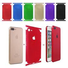 FULL BODY VINYL DECAL WRAP KIT STICKER SKIN COVER for iPHONE 6S 7 8 PLUS X