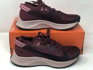 Nike Pegasus Trail 2 DARK BEETROOT/BLACK CK4309 800 Women's Various Sizes