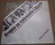 Valter Despalj MACEK/SULEK Cello Sonatas - Jugoton LSY-66050 SEALED