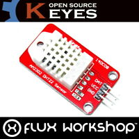 Keyes DHT22 Temperature and Humidity Sensor Module MD-024 AM2302 Flux Workshop