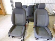 Ford Focus Sitze Komplett Fahrersitz Beifahrersitz Rücksitzbank dunkelgrau