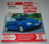 Reparaturanleitung VW Golf 4 IV Typ 1J Benzin FSI R32 + Diesel TDI ab 1998 NEU!