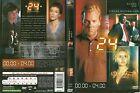 UNIQUEMENT LA JAQUETTE POUR DVD : 24 HEURES CHRONO SAISON 1 00h00 - 04h00
