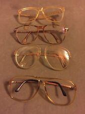 stock occhiali da vista   anni 70  -Vintage-luxottica,optyl,silhouette
