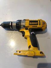 dewalt dw987 hammer drill 18v tool only