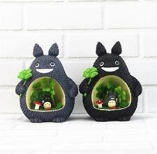 1pc Anime Cartoon Totoro Lamp Piggy Bank Action Figure Student Birthday Gift New