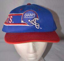 NY Giants hat Cap Helmets snapback Drew Pearson Companies Team NFL New York