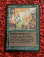 Rebirth EX 1994 Legends Original Mtg Magic the Gathering