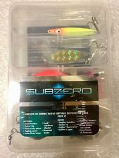 5888 SubZero Trophy Ice Fishing Tackle & Rigging Guide Kit Sz-Tpy/Ic-X