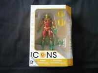 DC Comics Icons Mister Miracle Action Figure  (T4)