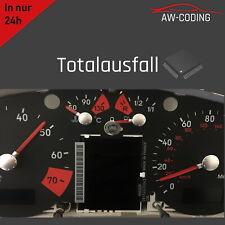 Audi A3 A4 A6 TT Komplettausfall Reparatur Tacho Kombiinstrument Totalausfall