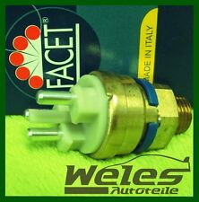 7.5678 temperatura Facet interruptores para ventilador de radiador mercedes w124 s124