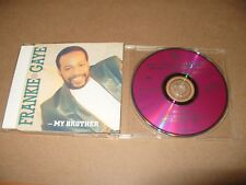 Frankie Gaye My Brother 3 Track cd Single 1990 Ex Condition