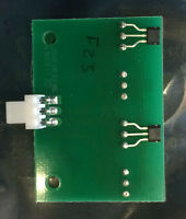 MARTIN MAC 500 FIXED GOBO / COLOUR 1 HALL SENSOR PCB FGER C1ER