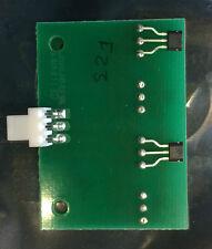 Martin MAC 500 FISSO GOBOS, effetti riflettore / colore 1 Hall SENSOR PCB fger c1er
