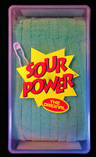 Sour Power Green Apple Candy Belts 150 count Dorval
