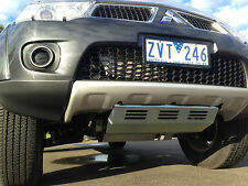 MITSUBISHI CHALLANGER SUV /4WD BASH PLATE  2009 TO 2015 CODE 017 A,B 2PIECE