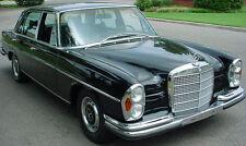 MERCEDES BENZ W109 300SE 300SEL CARPET KIT 1965-72