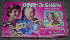 KENNER  SCOOBY DOO  GIVE-A-SHOW PROJECTOR  SEALAB 2020  JOSIE PUSSYCATS  1972