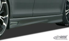 "RDX minigonne peugeot 206 (tutti) gonne-Set ""gt4"" da tuning ABS"