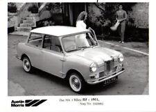 Riley Elf Mk I 1961 retrospective b&w Press Photograph No. 102480 Mini