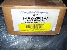 NOS FORD 93 CROWN VICTORIA BRAKE SHOES Part# F4DZ-2001-C